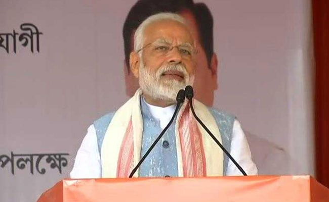 In Assam, PM Modi Has A Message For Local Media On Covering Development