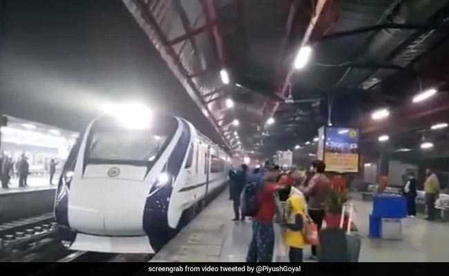 Tickets For Vande Bharat Express Sold Out For Next 10 Days, Says Railways