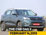 Video : Mahindra XUV300, Triumph Street range, TVS Star City+ Kargil Edition