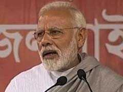 In Bengal, PM Modi Cites Netaji To Censure Mamata Banerjee's <i>Dharna</i>
