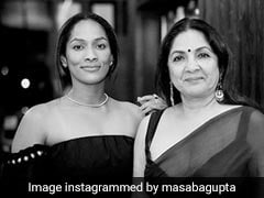 Masaba Posts Pic With Mom Neena Gupta. In One Word, Wow