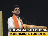 Video : Sena Sacks Youth Activists Who Allegedly Assaulted 2 Kashmiri Students