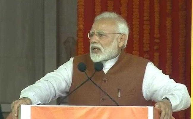 PM Modi Rally Live Updates : कर्नाटक के हुबली में प्रधानमंत्री नरेंद्र मोदी ने IIT और IIIT धारवाड़ की आधारशिला रखी