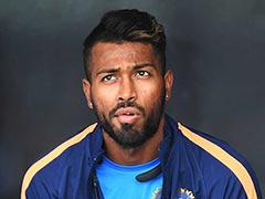 Hardik Pandya Ruled Out Of Australia Series Due To Lower Back Stiffness