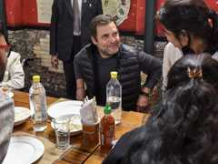 20-Year-Old Shares What Rahul Gandhi Said Over Dinner With Students