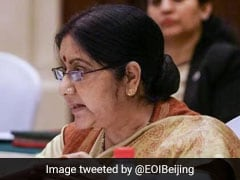 Sushma Swaraj Likely To Raise Terror Issue In Islamic Nations' Conclave