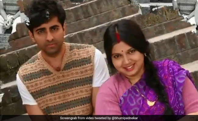 '4 Years And 30 Kgs Ago,' Bhumi Pednekar's 'Dream Came True' With Dum Laga Ke Haisha