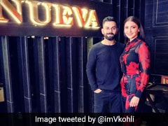 Virat Kohli's Valentine's Day Post With Anushka Sharma Not To Be Missed - See Pic