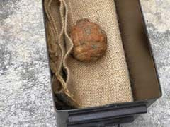 WWI Grenade Found In French Potato Shipment In Hong Kong, Detonated