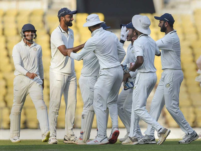 Ranji Trophy Final: Saurashtra Stage Fightback To Stay In Hunt