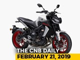 Video : 2019 Yamaha MT-09, JLR Discounts, Tata 45X