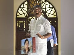 "Jayalalithaa ""Guiding Beacon"" Of Tamil Nadu Government: O Panneerselvam"