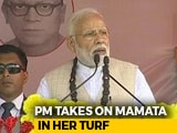 Video: PM Praises Citizenship Bill As He Launches BJP's Poll Campaign In Bengal