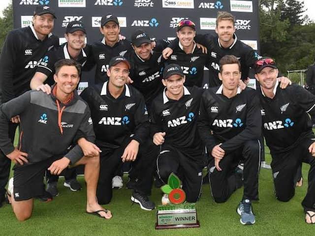Tim Southee, Ross Taylor Help New Zealand Whitewash Bangladesh In ODI Series