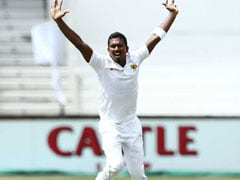 1st Test: Vishwa Fernando Shines As Sri Lanka Defy Odds Against South Africa On Day 1