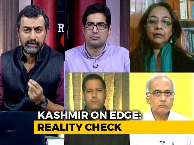 Video : Why Is Kashmir On The Edge? A Reality Check