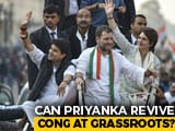 Video : How Does Lucknow Rate Priyanka Gandhi Vadra's Roadshow?