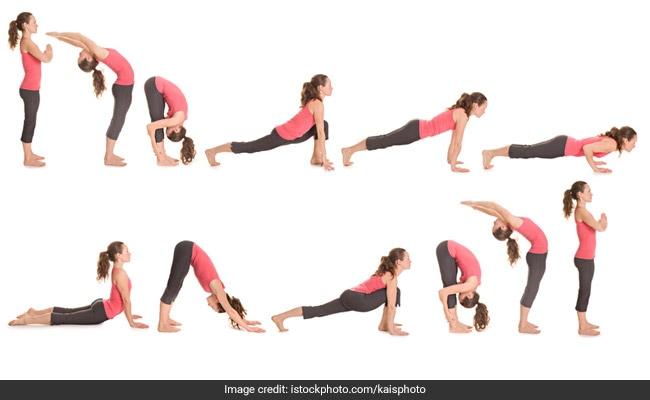 #MondayMotivation: Do Surya Namaskar Daily For Hormonal Balance And Healthy Levels Of Vitamin D