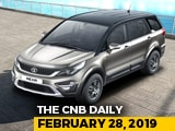 Video : 2019 Tata Hexa, Hyundai Creta Sales, New Porsche 911