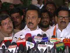 Day After Rivals Tie Up, Congress, DMK Announce Alliance For Elections