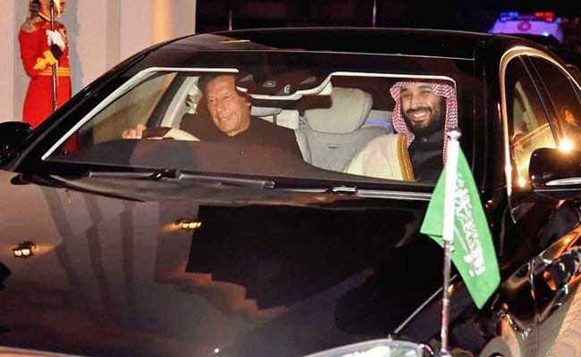 Saudi Crown Prince 'Snubbed' Imran Khan, Recalled Jet Flying Him: Report