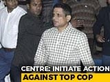 Video: Home Ministry Wants Disciplinary Action Initiated Against Kolkata Top Cop