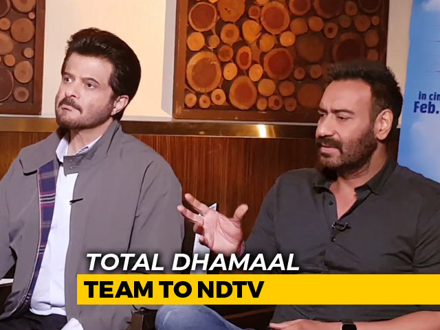 Video : Ajay Devgn On The Complexities Of Shooting A Comedy Film