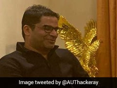 Prashant Kishor's Lunch With Shiv Sena's Thackerays Causes Double Take