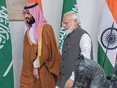 """Terrorism Common Concern,"" Says Saudi Crown Prince In India: 10 Points"