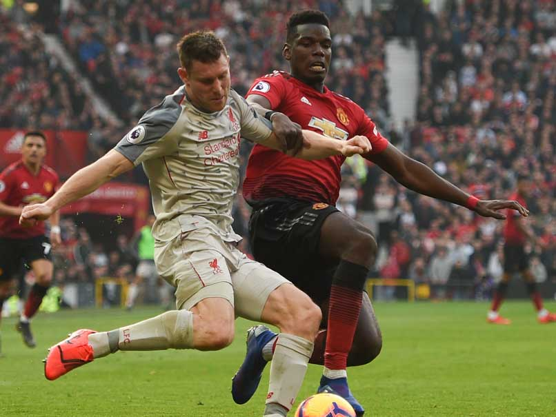 Manchester United Hold Liverpool To Goalless Draw, Arsenal Back In Top Four
