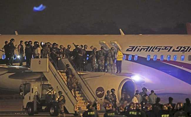 Suspected Bangladesh Plane Hijacker Who Was Killed Had Toy Pistol: Police