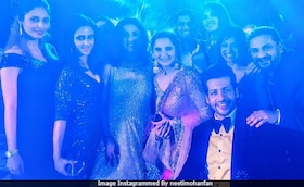 Inside Neeti And Nihaar's Pre-Wedding Functions With Sania, Other Guests