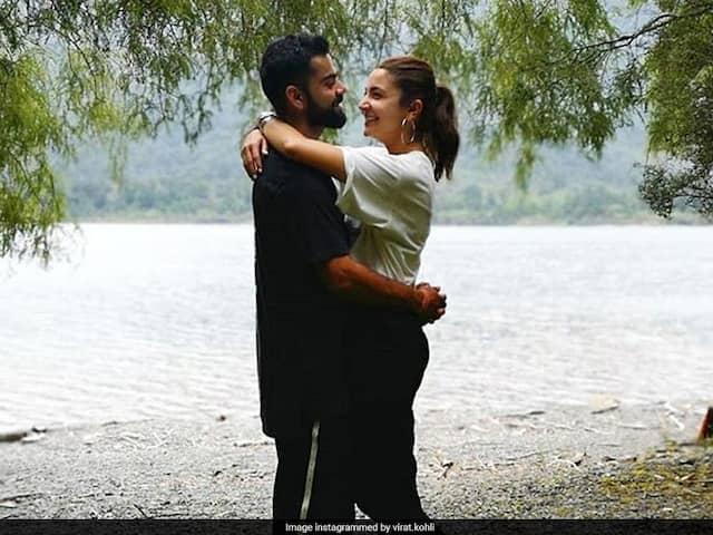 Virat Kohli Posts Adorable Image With Anushka Sharma, Sends Internet Into A Tizzy