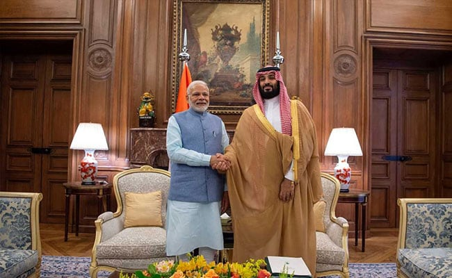 India, Pak Hope To Reap Investment From Saudi Crown Prince's Visit