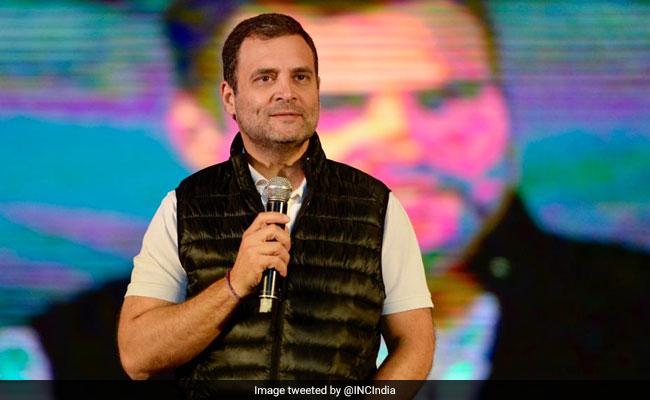Rahul Gandhi Meets Bengal Congress Leader Over CPM Seat Sharing Proposal