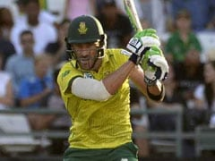 South Africa Rest Faf du Plessis For Last 2 T20Is vs Pakistan