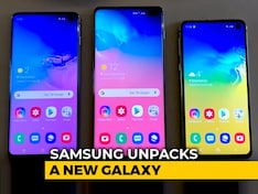 Samsung Unfolds A Foldable Phone