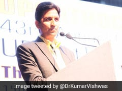 कमलेश तिवारी हत्याकांड पर कुमार विश्वास ने किया ट्वीट, राजनीतिक दलों की चुप्पी पर उठाए सवाल