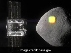 NASA's Sampling Probe Mission Snaps Picture Of Asteroid Bennu