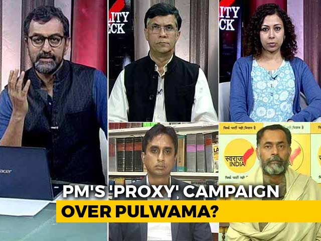 Video : BJP's 'Open' Politics Over Pulwama?