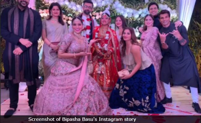 Trending: Pics From Bipasha Basu's Sister Vijayeta's Wedding Album