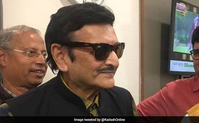 Veteran 83-Year-Old Bengali Actor Biswajit Chatterjee Joins BJP