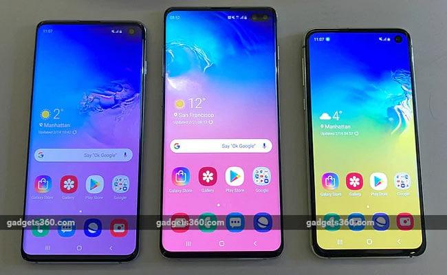 Samsung Galaxy S10, Galaxy S10+ और Galaxy S10e मिल रहे हैं सस्ते में, 29,000 रुपये तक की छूट