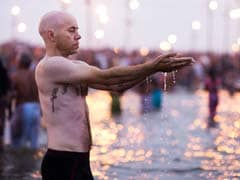 Devotees Celebrate Mahashivratri Across India, On Last Day Of Kumbh