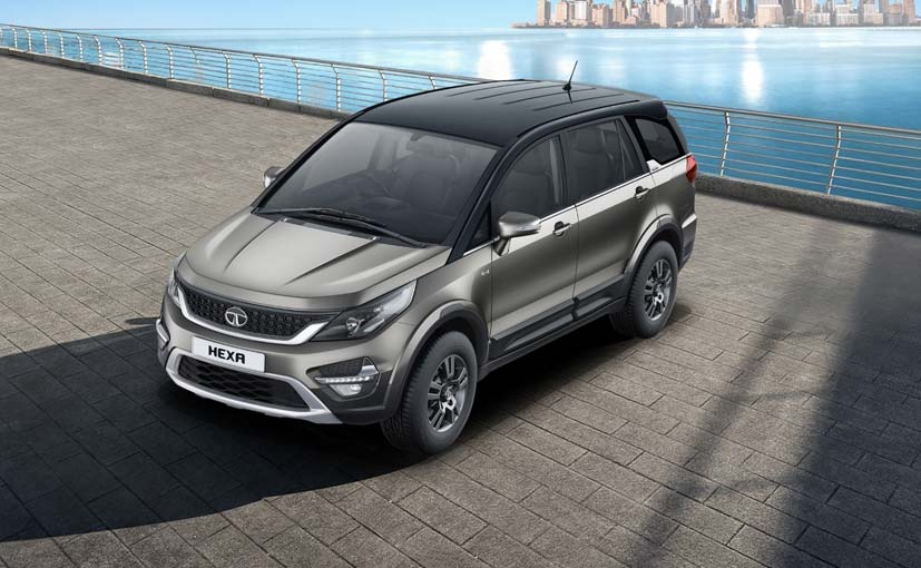 One of the Tata dealers we spoke to in Mumbai is offering a flat Rs. 2.8 lakh discount on a 2018 Hexa XT