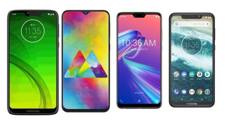 Moto G7 Power, Samsung Galaxy M20, Asus Zenfone Max Pro M2 और Motorola One Power में कौन बेहतर?