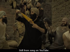 <I>Kesari</I> Song <I>Sanu Kehndi</i>: A Day In The Lives Of Akshay Kumar And His Fellow Soldiers