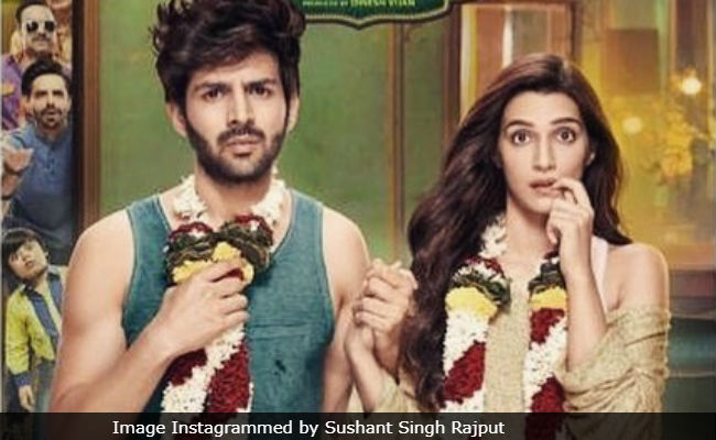 Sonchiriya Star Sushant Singh Rajput Turns Clash With Luka Chuppi Into A Sporting Gesture