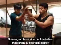 टाइगर श्रॉफ ने बंदूक के साथ दिखाया जबरदस्त एक्शन, ट्रेनिंग लेकर गुंडों की यूं करेंगे धुलाई- देखें Video