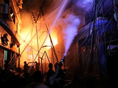 69 Dead In Fire In Apartments Used As Chemical Warehouses In Bangladesh